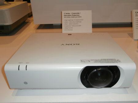 Projektor Sony serii C