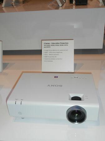 Projektor Sony serii E